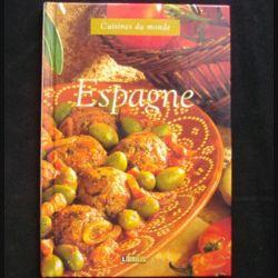 Cuisines du monde : Espagne aux éditions Librilis (C72)