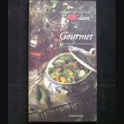 L'ABCdaire du Gourmet aux éditions Flammarion (C72)