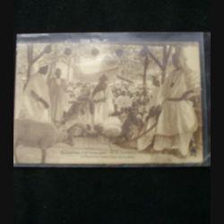 EXPOSITION D'ORLÉANS 1905 : UN BAPTÊME AU VILLAGE NOIR