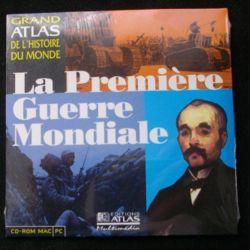 CD ROM MAC PC : LA PREMIÈRE GUERRE MONDIALE (C90)