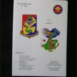 0. CATALOGUE DE L'AMICALE DU 35°RAP Avril 2002 N°2/2 : bulletin de liaison des collectionneurs de l'amicale des anciens du 35°RAP (C92)