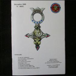 0. CATALOGUE DE L'AMICALE DU 35°RAP décembre 2008 N°8/2 : bulletin de liaison des collectionneurs de l'amicale des anciens du 35°RAP (C92)