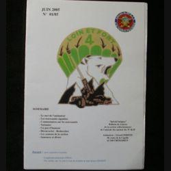 0. CATALOGUE DE L'AMICALE DU 35°RAP juin 2005 N°1/5 : bulletin de liaison des collectionneurs de l'amicale des anciens du 35°RAP (C92)