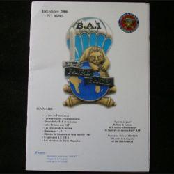 0. CATALOGUE DE L'AMICALE DU 35°RAP décembre 2006 N°6/2 : bulletin de liaison des collectionneurs de l'amicale des anciens du 35°RAP (C92)