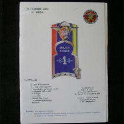 0. CATALOGUE DE L'AMICALE DU 35°RAP décembre 2004 N°2/4 : bulletin de liaison des collectionneurs de l'amicale des anciens du 35°RAP (C92)