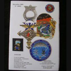 0. CATALOGUE DE L'AMICALE DU 35°RAP décembre 2009 N°9/2 : bulletin de liaison des collectionneurs de l'amicale des anciens du 35°RAP (C92)