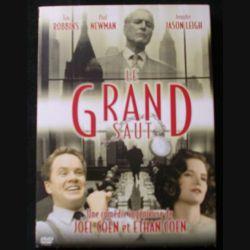 DVD : LE GRAND SAUT : une comédie ingénieuse des frères Cohen avec Tim Robbins, Paul Newman et Jennifer Jason Leight (C64)