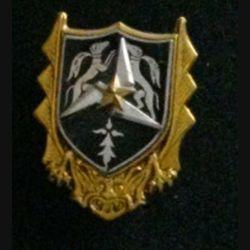 14° GALAT : insigne du 14° groupe de l'aviation légère de l'armée de terre de fabrication Drago G. 2066 en émail