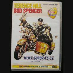 DVD deux super flics : un film de Bud Spencer et Terence Hill comédie hilarante et musclée (C65)