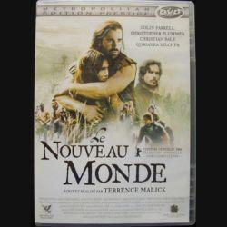 DVD le nouveau monde : un film sur la découverte du nouveau monde en 1607 avec Colin Farrell, Christopher Plummer, Christian Bale et Q'Orianka Kilcher (C65)