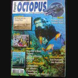 OCTOPUS N°21 Octobre / décembre 2014 : superbe revue d'Octopus n°21 sur la plongée nouvelle génération (C65)