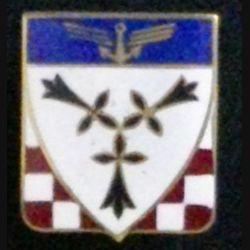 ESCADRILLE 22 S : insigne métallique de l'escadrille école 22 S de fabrication Drago