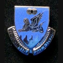 USA : insigne patch du 15th Military Intelligence Battalion DUI CB pin D23 VIGILANTIA AD FINEM