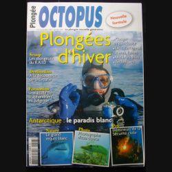 OCTOPUS N°20 Août / Octobre 2014 : superbe revue d'Octopus n°20 sur la plongée nouvelle génération