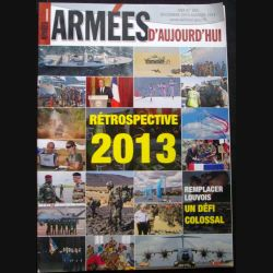 Armées d'aujourd'hui ADA N°385 décembre 2013 - janvier 2014