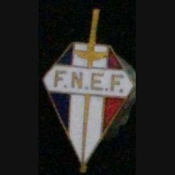 FNEF : insigne de la fédération nationale des escrimeurs ou des épéistes français
