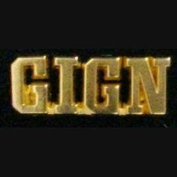 GIGN : pin's du groupe d'intervention de la gendarmerie nationale