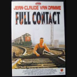 "DVD intitulé "" Full Contact "" film avec Van Damme"