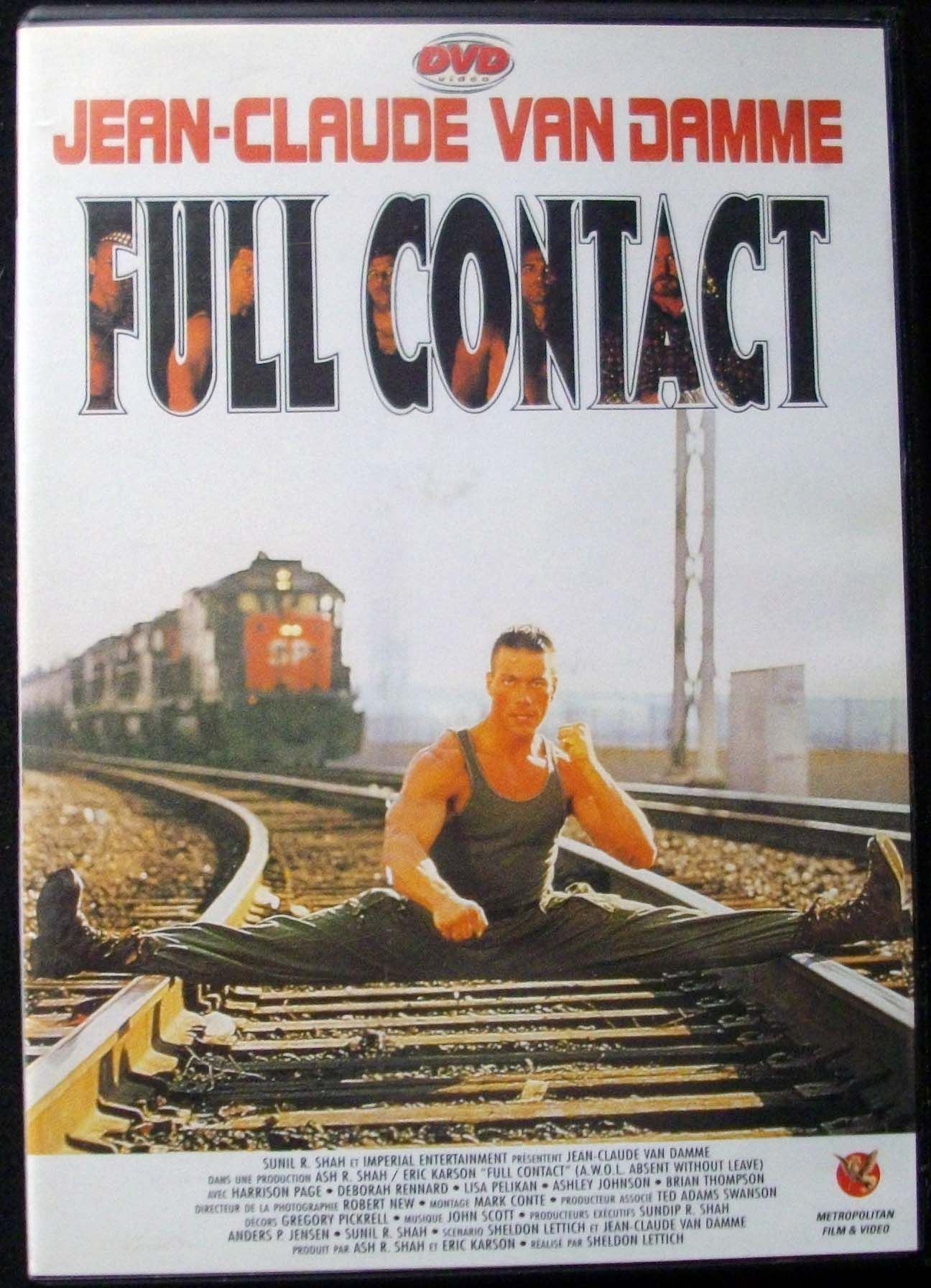 van damme full contact