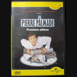 """DVD intitulé """" Pierre Palmade premiers adieux """" film de Gérard Louvin / Glem"""