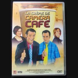 """DVD intitulé """" la crème de caméra café """" film avec Bruno Solo et Yvan le Bolloc'h"""