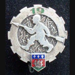 19°ET de fabrication Drago Paris Béranger tout métal 1945