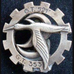 353° et 521° GT drago Paris H. 589