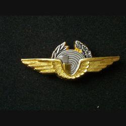 Brevet d'officier instructeur contrôleur de la sécurité aérienne de fabrication Béraudy Vaure GS. 113