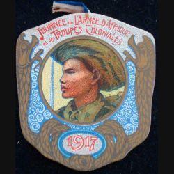 Journée de l'Armée d'Afrique et des troupes coloniales 1917