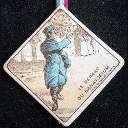 Journée nationale des tuberculeux anciens militaires guerre 1914 - 1917