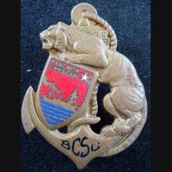 Batailllon colonial de Saïgon Cholon Drago Olivier Métra attache soudée