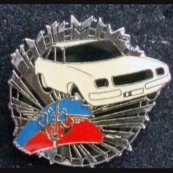 Pin's militaire : pin's du service auto de l'administration centrale du ministère