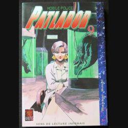 livre manga policier