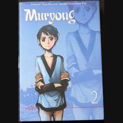 MANGA : livre de Muryong tome 2