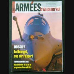 Armées d'aujourd'hui ADA N°399 Juin 2015 Focus sur le Bourget, cap sur l'export