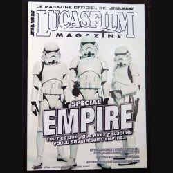 STAR WARS LUCASFILM MAGAZINE N° 68 novembre - décembre 2007