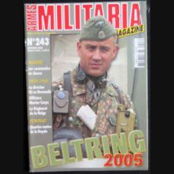 MILITARIA MAGAZINE n° 184 Novembre 2000