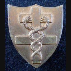 Service de santé des forces françaises libres de fabrication Arthus Bertrand (poinçon)