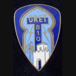 810° GRET de fabrication Drago G. 1103 en émail