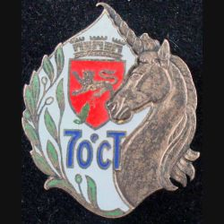 70° CT de fabrication Drago G. 1755 en émail