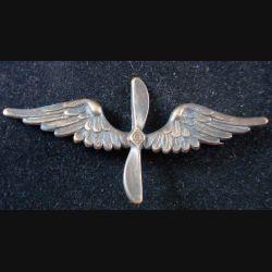 Brevet d'élève pilote d'avion et observateur de 1916 à 1934 en métal