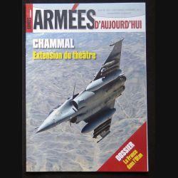 Armées d'aujourd'hui ADA n° 401 septembre-octobre 2015 Focus sur l'opération Chammal