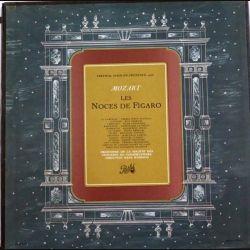 DISQUE 33T : Coffret de 2 disques vinyles 33 tours Le Médium de Gian Carlo Menotti