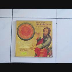 La Création Die Schöpfung de Joseph Haydn direction Herbert Von Karajan