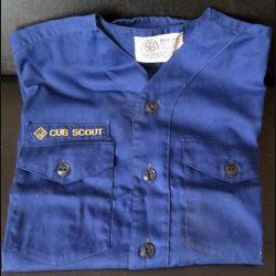 Chemise du club scout