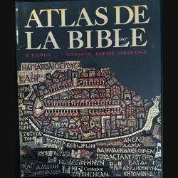 1. Atlas de la Bible de H.H. Rowley aux éditions Centurion 1969
