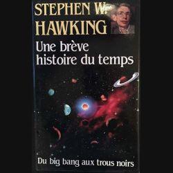 1. Une brève histoire du temps du Big Bang aux trous noirs de Stephen W. Hawking aux éditions France loisir