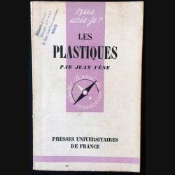 1. Que sais je ? Les plastiques de Jean Vène aux éditions Presses universitaires de France