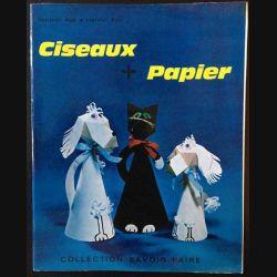1. Ciseaux + papier de Gunvor Ask et Harriet Ask aux éditions Jacobs S.A
