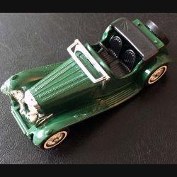 Voiture de collection : 1936 Jaguar SS100 (C20)
